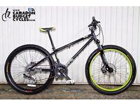 Voodoo Bakka Hardtail Dirt Jump Bike.