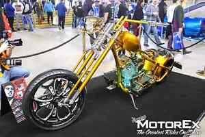 Custom chopper Seaholme Hobsons Bay Area Preview