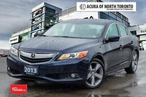 2013 Acura ILX Tech at No Accident  Dealer Serviced  One Owner
