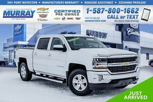2016 Chevrolet Silverado 1500 **Low kms!  Remote Start!**