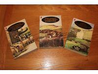 JAMES HERRIOT THREE OMNIBUS EDITION PAPERBACKS