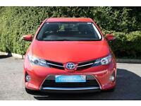 Toyota Auris ICON VVT-I (red) 2013-09-13
