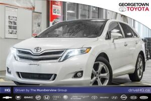 2015 Toyota Venza LIMITED LEATHER  INTERIOR, HEATED SEATS
