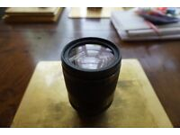 Sony E Mount 24-240mm lens, Full Frame, f/3.5-6.3 OSS
