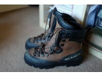 Scarpa Winter/Alpine boots (B3) Size 42