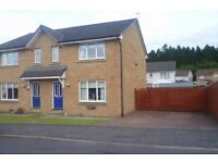 Three bed semi detached villa to rent in East Kilbride