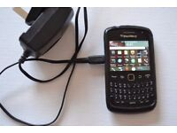 BlackBerry Curve Phone very good condition unlocked