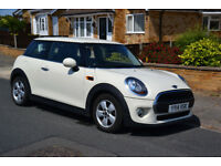 Mini One 1.2 Low Mileage, Immaculate