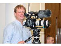 Freelance Videographer London | Sony FS5 4K video camera | DJI Ronin M | Canon L Lenses