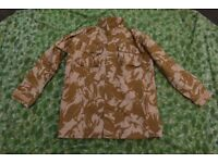 NEW - XXXL British Army Issue (desert pattern) MVP Goretex Jacket