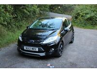 Ford Fiesta 2012 Metal Edition 134BHP