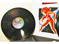 TINA TURNER Live In Europe {1988} - Double Vinyl//LP