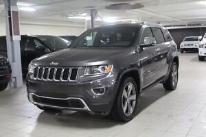 2015 Jeep Grand Cherokee LIMITED 4X4 *CUIR/TOIT/NAV/CAMERA RECUL
