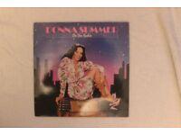 Donna Summer Greatest Hits on the Radio Volumes I&II vinyl album