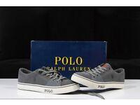 Brand New POLO Ralph Lauren trainers.