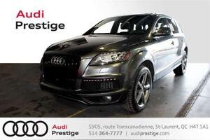 2015 Audi Q7 VORSPRUNG EDITION