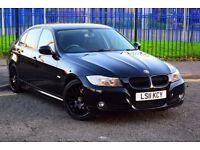2011 BMW 320D EFFICIENTDYNAMICS 2.0 DIESEL*MAIN DEALER HISTORY*£20 TAX*3 MONTHS WARRANTY*START/STOP*