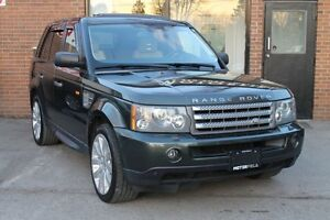 2006 Land Rover Range Rover Sport Supercharged *NO ACCIDENTS, NA