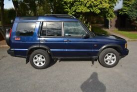 LANDROVER DISCOVERY 2 PURSUIT 2004 7 SEATS