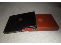 ENCYCLOPAEDIA BRITANNICA BOOKS