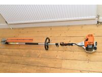 STIHL HL95 LONG REACH HEDGE CUTTER 2014