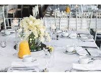 WEDDING / EVENTS DECORATIONS HIRE SERVICE CENTREPIECE, BACKDROP, CHAIR COVERS & MORE *SPECIAL OFFER*