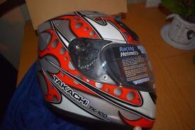 Helmet Moto Helmet Takachi TK100 size XL