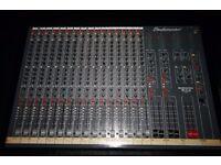 StudioMaster Showmix 16-4-2 Mixing Desk