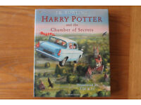 Harry Potter and the Chamber of Secrets Hardback (new) COLLECTION ONLY