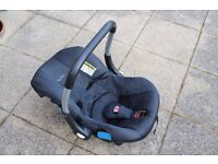 Silvercross car seat suitable from newborn