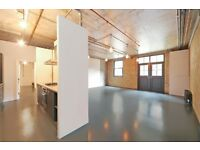 STUNNING TWO BEDROOM TWO BATHROOM WAREHOUSE APARTMENT, OVER 1,000SQFT IN THE HEART OF SHOREDITCH!