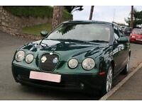 Luuxury Jaguar Saloon
