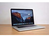 "Apple MacBook Pro Retina 15"" 2.3GHz Core i7 512GB Flash 16GB No Paypal No Swaps"