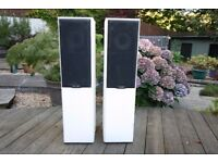 Mission 702e free standing speakers