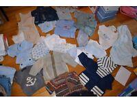 Boy clothes (6M/1Y) – New bundle of Boy clothes (£15) including Ralph Lauren shirt