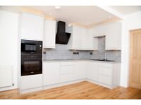 Main door one bedroom property newly renovated to a very high standard in beautiful Cramond