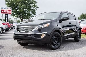2011 Kia Sportage LX*AIR CLIM*BANCS CHAUFFANTS*BLUETOOTH*