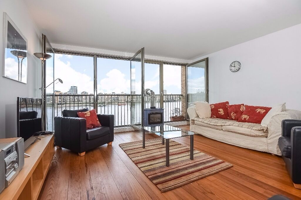 Tunnel Wharf - A two brilliant two bedroom apartment to rent in a converted warehouse conversion
