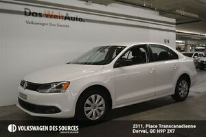 2013 Volkswagen Jetta 2.0L Trendline+ A/C, Fog Lights, Heated Se