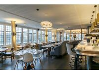 Swan, Shakespeare's Globe - Senior Waiting staff required, Southbank London - Excellent rates of pay