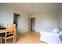One bedroom fully furnished ground floor flat, that is located right next to the docks and Thames