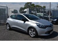 2015 Renault Clio 1.5 DCI Diesel Energy **Full History** *Finance and Warranty** (corsa,fiesta,polo)