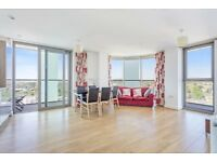 Spacious 2 bedroom furnished, large balcony,24 hour concierge in Renaissance, Commill Lane, Lewisham