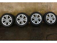 "Genuine 20"" Audi Q7 Alloys & Tyres"