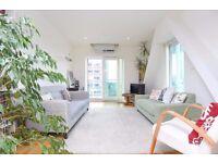 TWO DOUBLE BEDROOM FLAT ON UXBRIDGE ROAD WITH BALCONY, EN-SUITE & OFF-STREET PARKING £2200 PCM