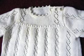 Vintage christening robe