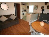 Short term let - 1 bedroom flat Porthtowan, Cornwall