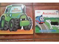 Boy Tractor&thomas tank books