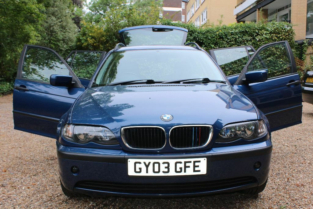 bmw 318i se touring auto with steptronic for sale in east finchley london gumtree. Black Bedroom Furniture Sets. Home Design Ideas