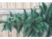 Lovely Artificial Green Bushy Christmas Tree - Bargain - £15